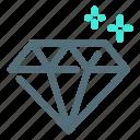gem, jewelry, premium, quality icon