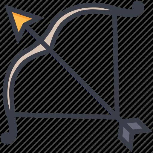 arch, sagittarius, sagittarius symbol, sagittarius zodiac, zodiac icon