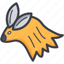 fox face, fox head, pet, wolf, zoo icon