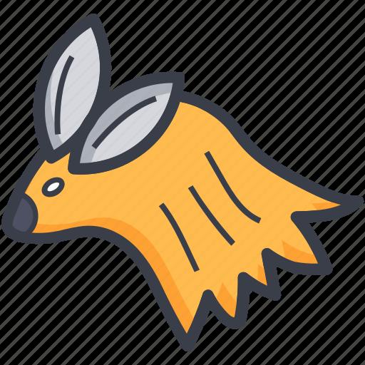 fox face, fox head, pet, wolf, zoo icon