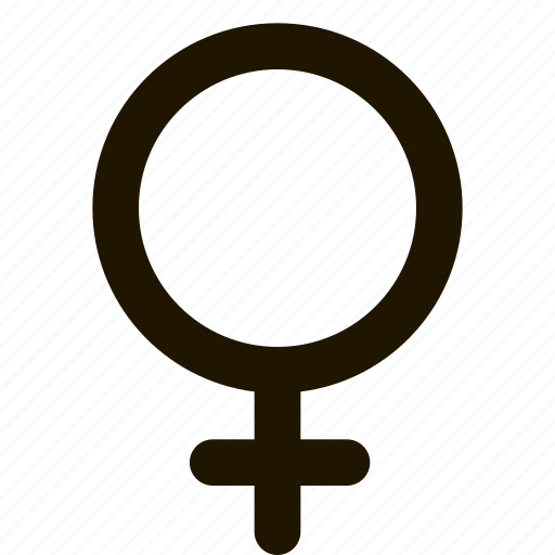 astrology, female, planet, venus, woman icon
