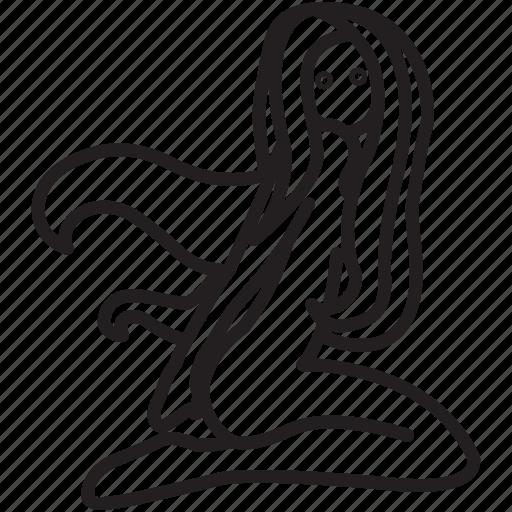 personality, sign, traits, vrigo, woman, zodiac icon
