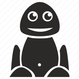 body, child, frog, kid, smiley, toad icon