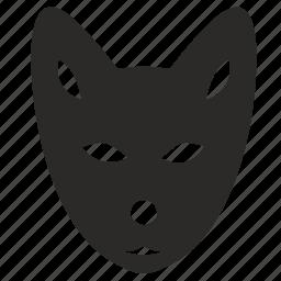 animal, dog, polar, wild, wolf icon