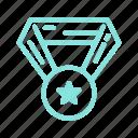achievement, best, medal, winner