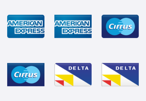 Free PNG Credit Card, Debit Card and Payment Icons icons by