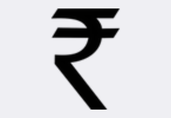 Indian Rupee Symbol Icons By Rupesh Nath
