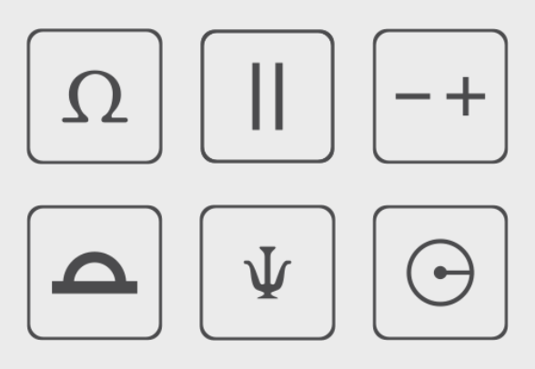 iconset math-operations-and-functions icons