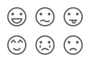 8. Emoticons