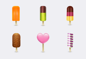 Icecream icons