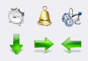VistaICO Toolbar Icons