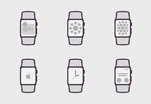 Apple Watch Gray