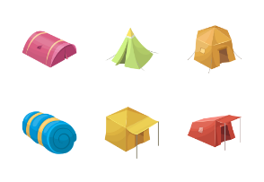 Awnings and tents