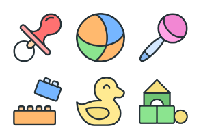 Baby - Color Icons