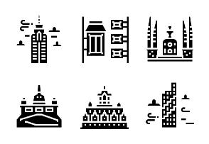 Bangkok symbols and landmarks