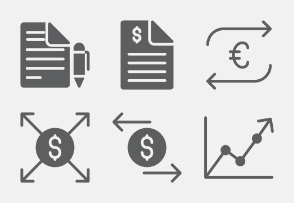 Banking and Finance  Glyphs vol 1