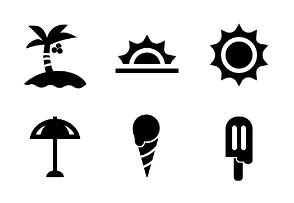 Beach glyph