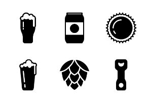 Beer day (Glyph 64)