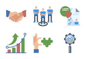 Business And Marketing Flaticons