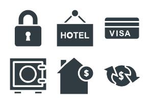 Business Glyphs 3
