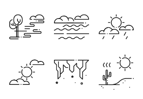 BZZRICON: Weather Outline