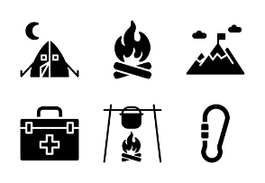 Camping (Glyph)