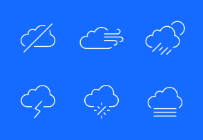 Cloud-based Weather Forecasts