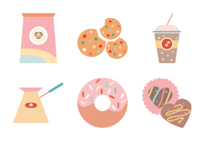 Coffee and sweets vol.1