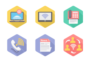 Hexagon Communication and Connectivity