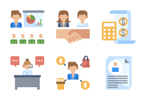 Company Structure Flaticons