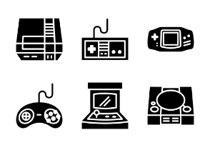 Console Games (Glyph)