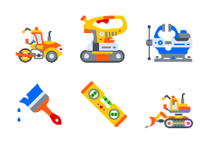 Construction Machines And Tools