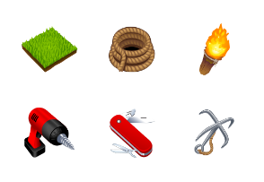 Construction Tools and Items