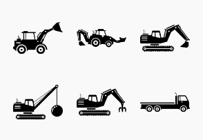 Construction Vehicles and Heavy Machinery