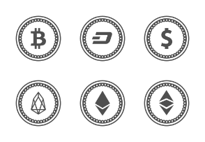 Crypto currency - coin design