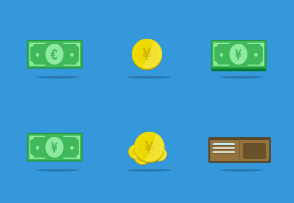 Currency, Money and Credit Cards