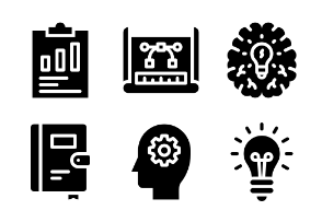 Design Thinking Glyph