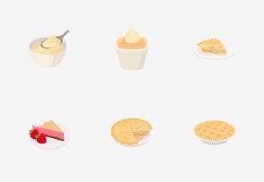 Dessert - Flat