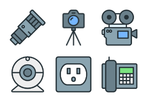 Devices - Color Icons