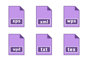 Document File Format