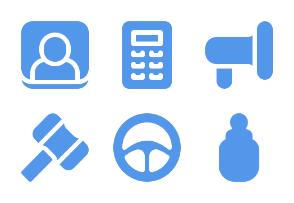 E-Commerce (Glyph)