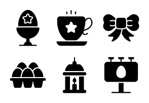 Easter Day Glyph