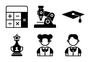 Education Vol. 1 - Glyph
