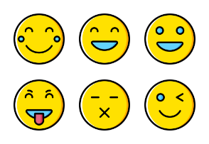 Emotes 2 - Yellow