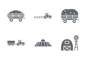 Farming - Glyph Style