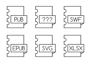 File types - basic