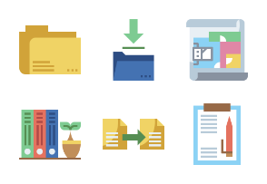 Files And Documents Flaticons
