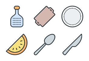 Food - Color Icons