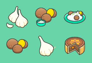 Food & drink Emoji