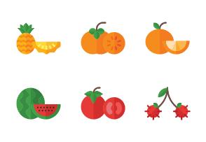 Fruit (flat)